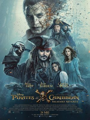 Pirates of the Caribbean : Salazar's Revenge - Actie, Komedie, Avontuur