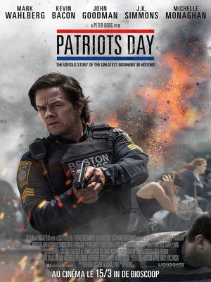 Patriots Day - Thriller, Drama