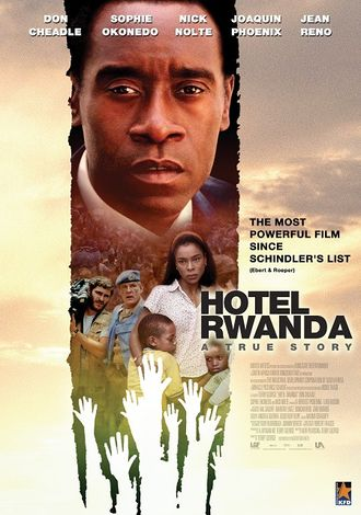 hotel rwanda movie 2005 terry george. Black Bedroom Furniture Sets. Home Design Ideas