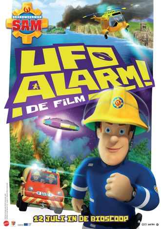 Fireman Sam: Alien Alert - The Movie