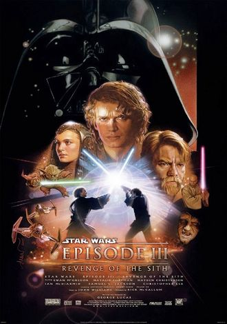 Star Wars Episode 3 : Revenge of the Sith
