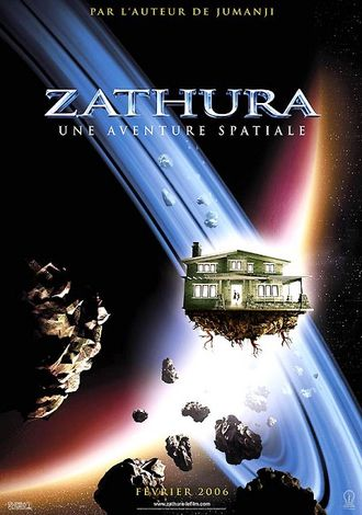 Zathura : a Space Adventure