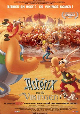 Astérix en de Vikings
