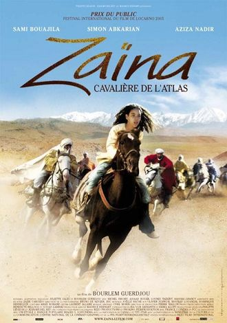 Zaina Cavalière de l'Atlas