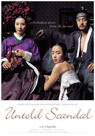 Untold Scandal (Joseon namnyeo sangyeoljisa)