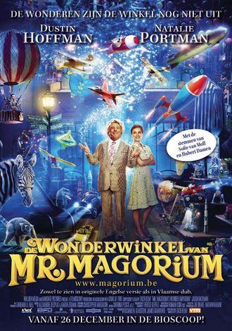 De Wonderwinkel van Mr Magorium