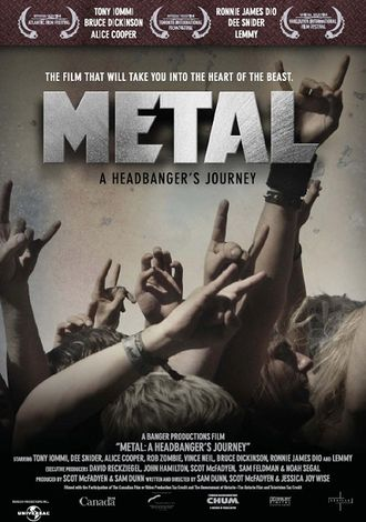 Metal a Headbangers' Journey