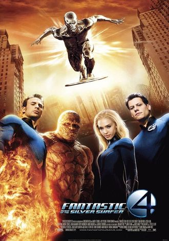 Fantastic Four 2 : Rise of the Silver Surfer
