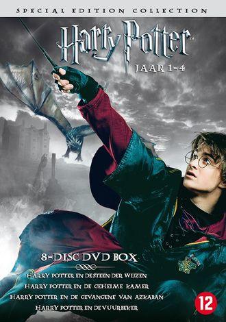 Harry Potter Jaar 1-4