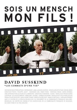 David Susskind, Sois un Mensch mon fils