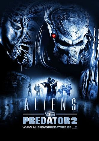 Aliens vs. Predator: Requiem (AVPR)