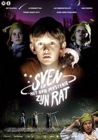 Sven en Zijn Rat en het UFO Mysterie