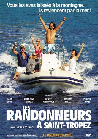 Les Randonneurs à Saint Tropez
