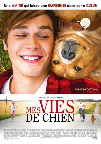 """Résultat de recherche d'images pour """"mes vies de chien film"""""""