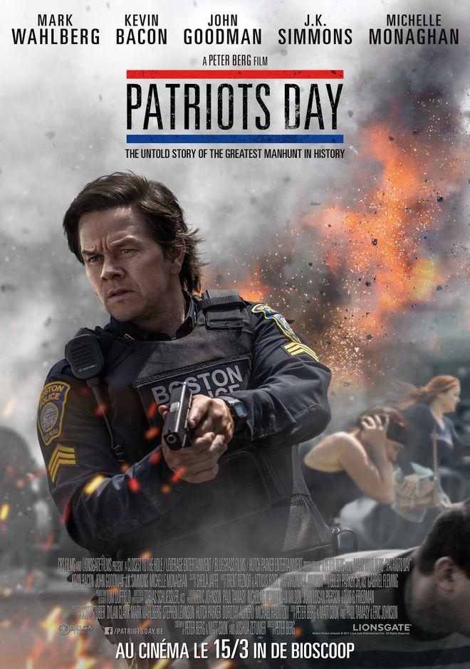 Showsu0026#39; schedule - : Patriots Day : movie 2017 : Peter Berg ...