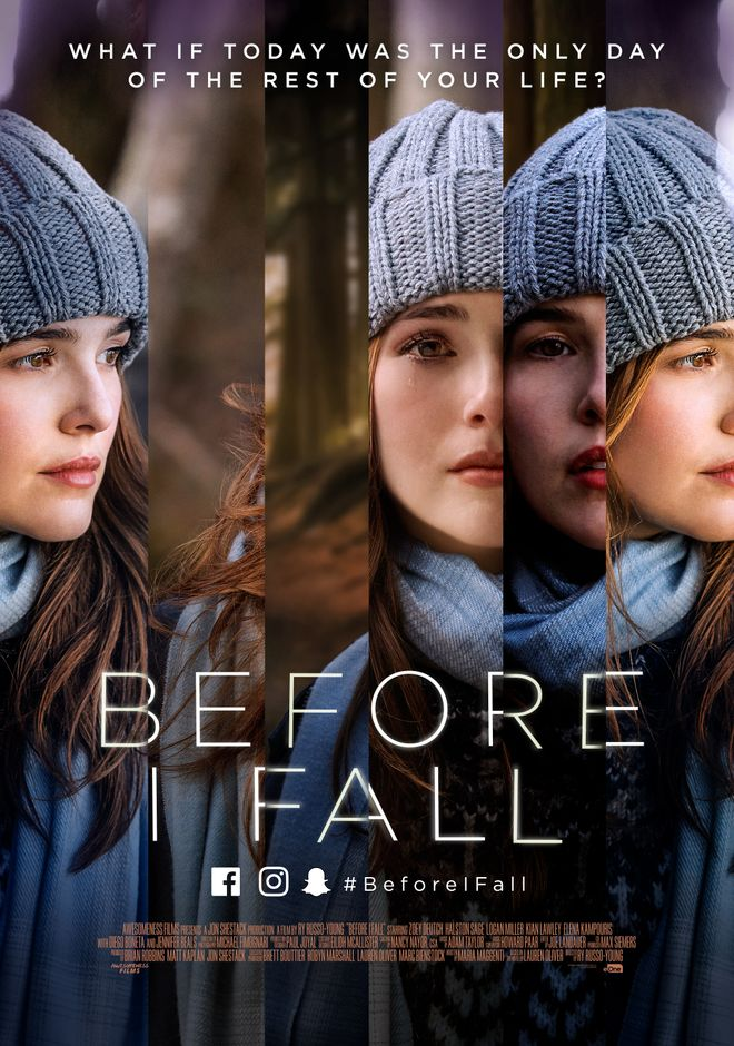 Before I Fall : movie 2017 : Ry Russo-Young - Cinenews.be