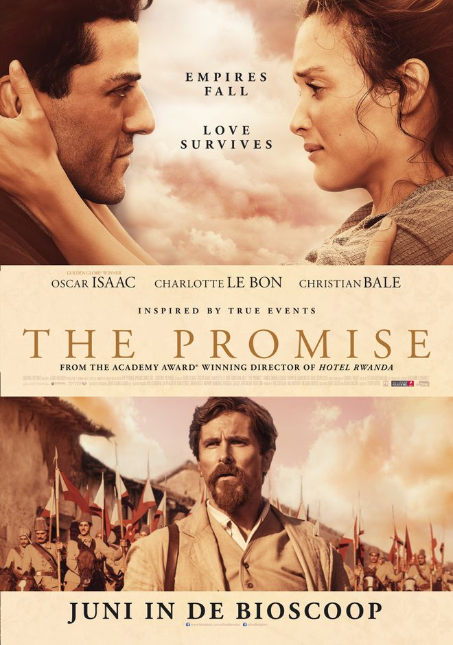 Shows' schedule - : The Promise   movie 2017   Terry ...
