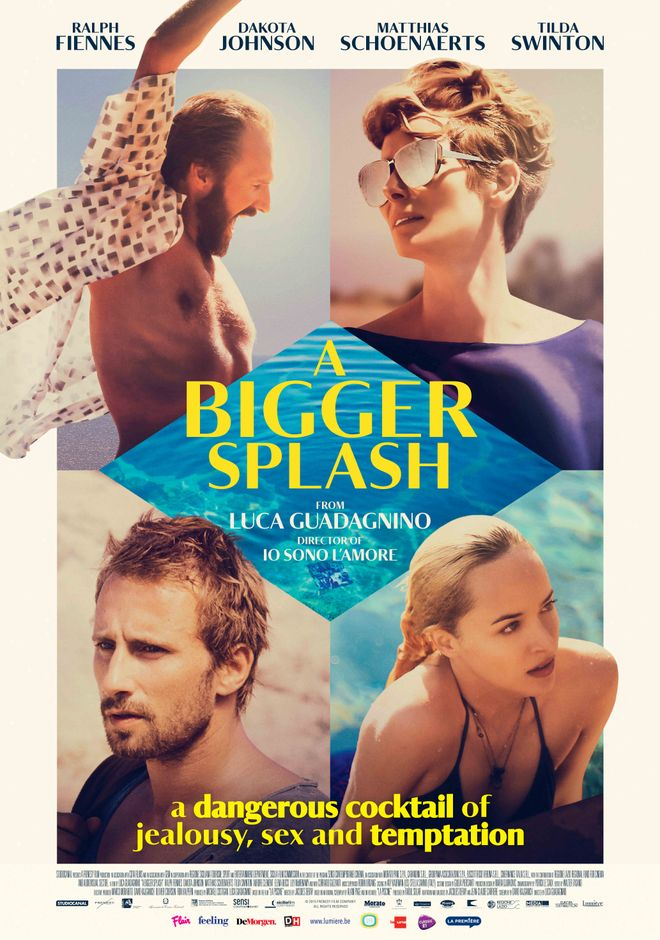 A bigger splash movie 2016 luca guadagnino for A bigger splash movie