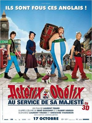 Astérix et Obélix: God Save Brittania - Comedy