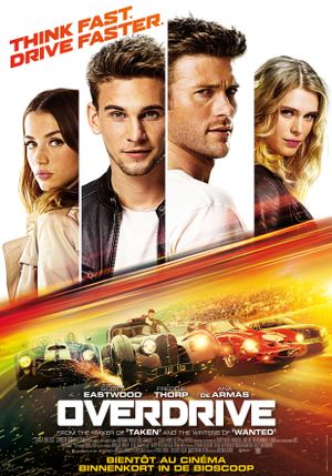 Overdrive - Action, Thriller