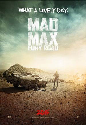 Mad Max : Fury Road - Action, Science Fiction, Adventure