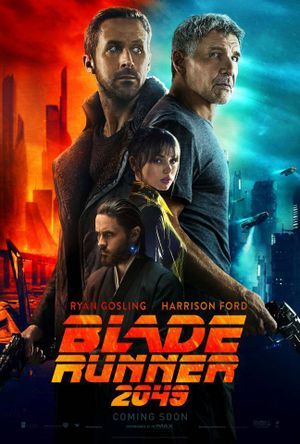 Blade Runner 2049 - Action, Science Fiction, Thriller