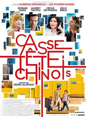 Casse-Tête Chinois - Drama, Comedy, Romantic