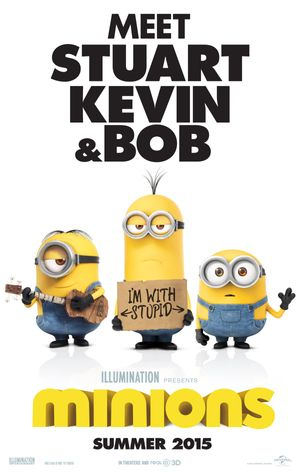 The Minions - Family, Comedy, Animation (modern)
