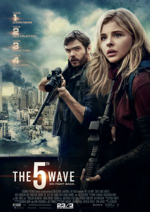 The 5th Wave - Science Fiction