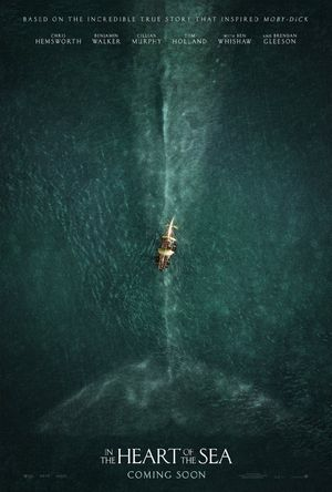 In the Heart of the Sea - Action, Drama, Adventure