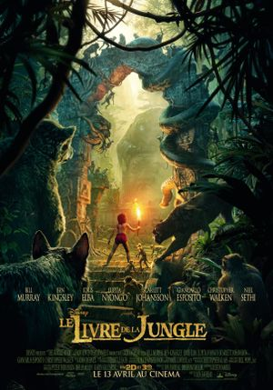 The Jungle Book - Family, Adventure, Animation (modern)