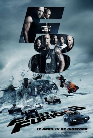 The Fate of the Furious - Action, Crime, Thriller