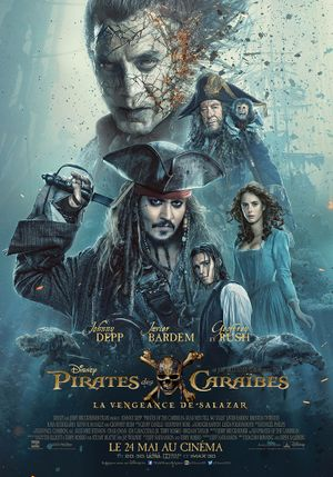 Pirates of the Caribbean : Salazar's Revenge - Action, Comedy, Adventure