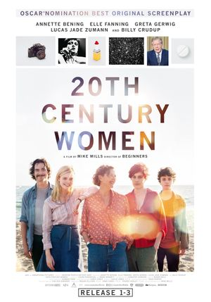 20th Century Women - Melodrama, Comedy, Drama