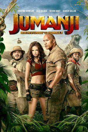 Jumanji - Family, Fantasy, Adventure