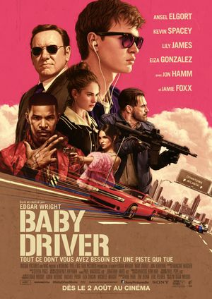 Baby Driver - Action, Crime, Thriller