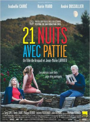 Vingt et une Nuits avec Pattie - Comedy
