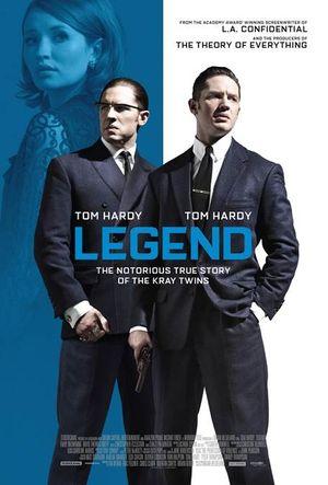Legend - Biographical, Crime