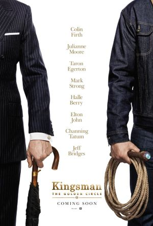 Kingsman : The Golden Circle - Action, Comedy, Adventure