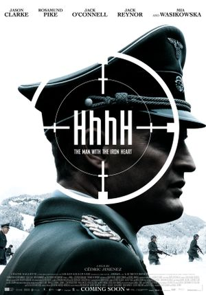 HHhH : The Man with an Iron Heart - Action, Thriller, Drama, Historical
