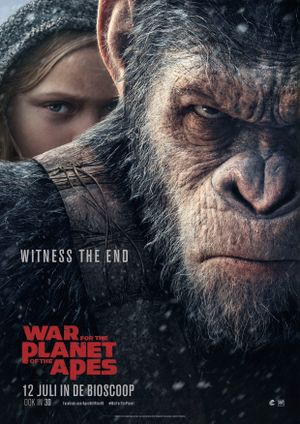 War for the Planet of the Apes - Action, Science Fiction, Drama