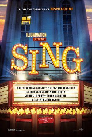 Sing - Animation (modern)