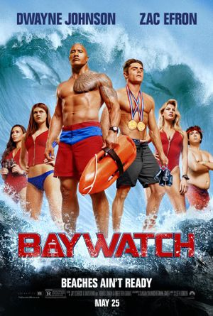 Baywatch - Action, Comedy