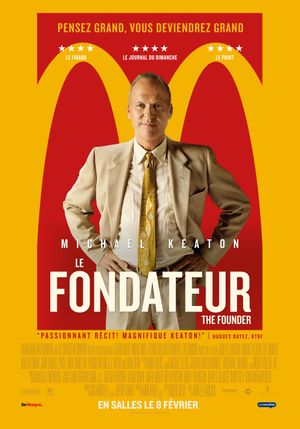 The Founder - Biographical, Drama, Historical