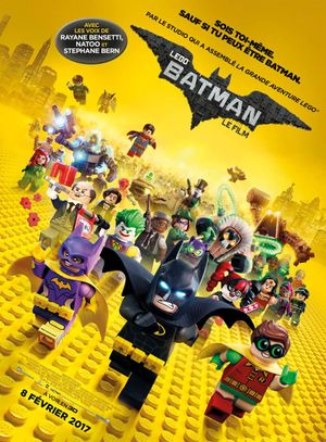 The Lego Batman Movie - Comedy, Animation (modern)