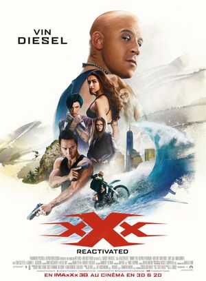 xXx: The Return of Xander Cage - Action, Thriller, Adventure
