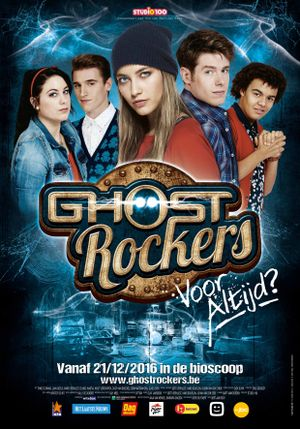 Ghost Rockers voor Altijd - Family, Adventure