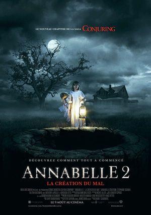 Annabelle : Creation - Horror, Thriller