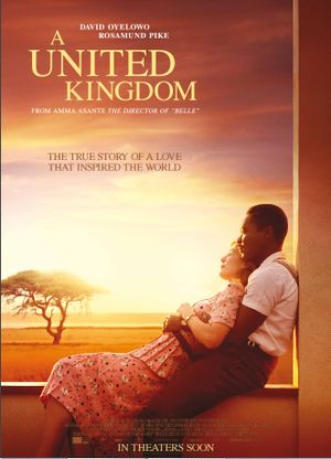 A United Kingdom - Drama
