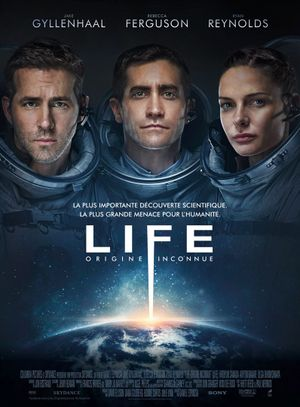 Life - Science Fiction, Thriller